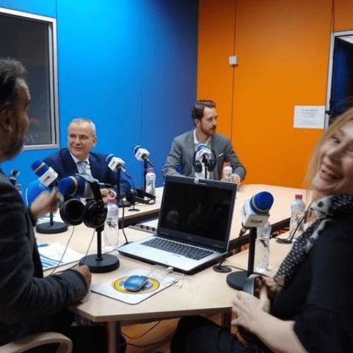 blog humanos en la oficina radio