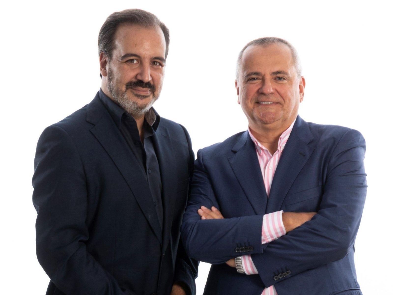Miguel Ángel Pérez y Juanma Romero