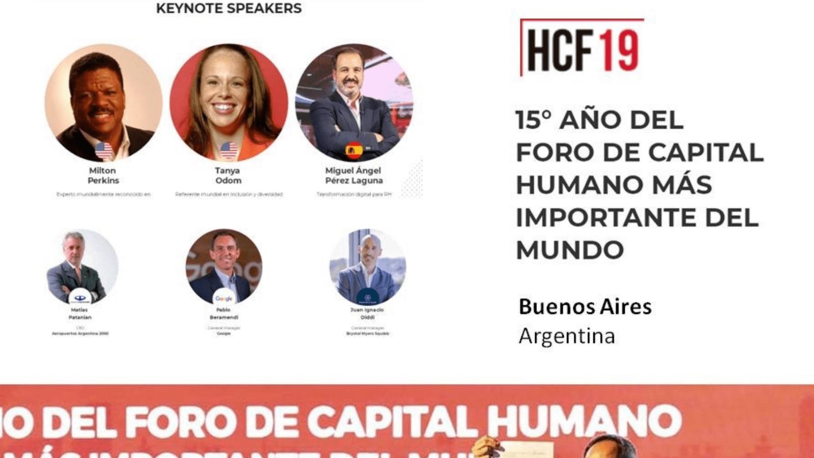 Human Capital Forum con Miguel Ángel Pérez Laguna