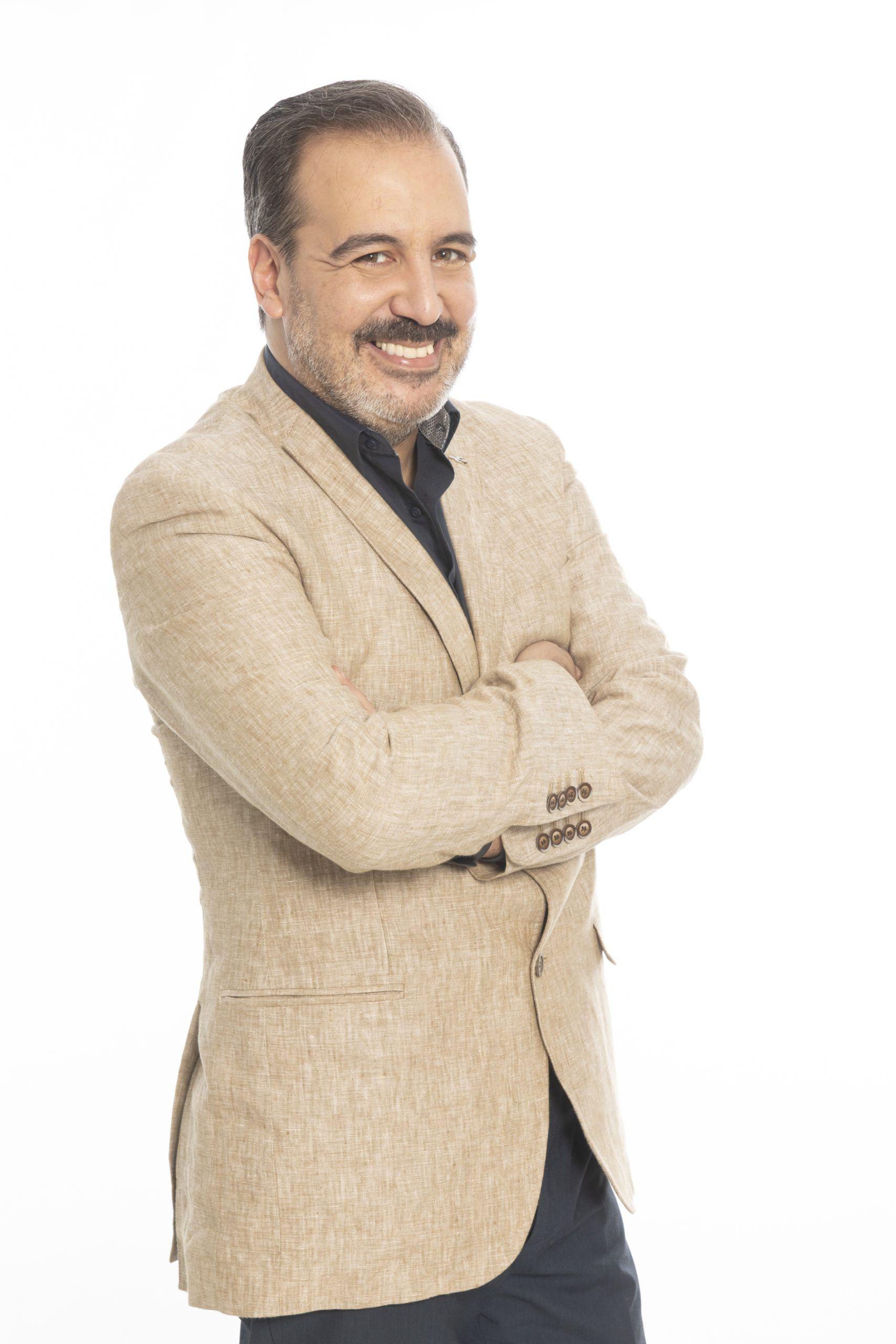 Miguel Ángel Pérez Laguna. CEO de Humanos en la Oficina y Speaker internacional. Presentador de Radio